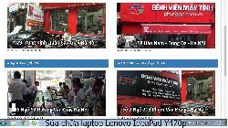 Chuyên sửa chữa laptop Lenovo IdeaPad Y470p lỗi bật không lên