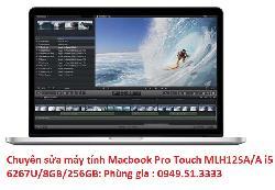 Chuyên sửa máy tính Macbook Pro Touch MLH12SA/A i5 6267U/8GB/256GB